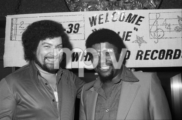 Norman Whitfield and Willie Hutch 1979 © 1979 Bobby Holland - Image 23841_0005