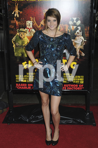 """Fantastic Mr. Fox"" PremiereShailene Woodley10-30-2009 / Grauman"