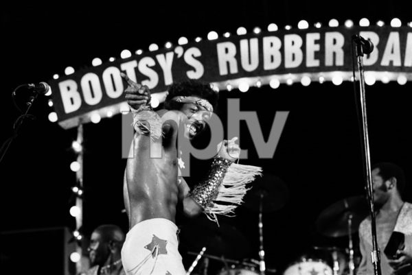 Bootsy Collins 1979 © 2009 Bobby Holland - Image 23852_0004