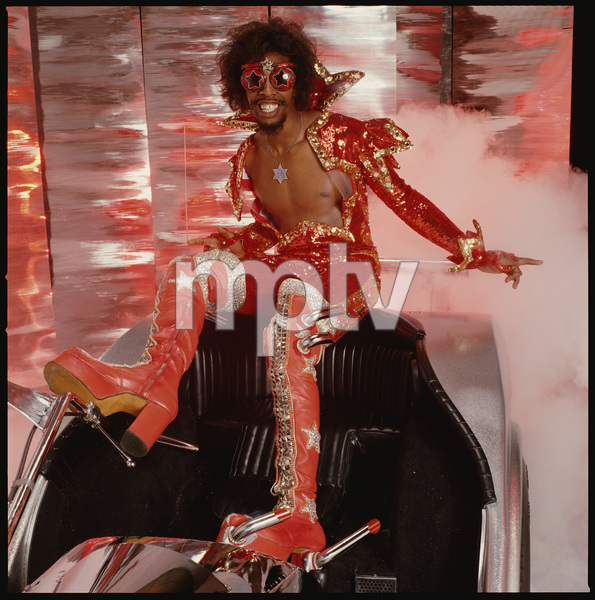 Bootsy Collins 1979 © 2009 Bobby Holland - Image 23852_0005