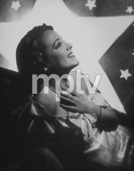 """Janet Gaynor in """"A Star is Born,"""" 1937. © 1978 Ted AllanMPTV - Image 2385_0017"""