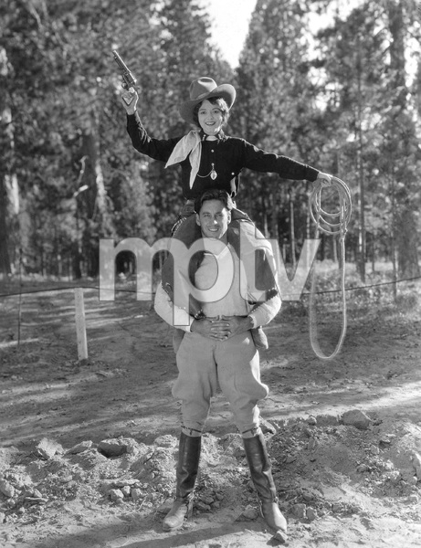 Janet Gaynor and George O
