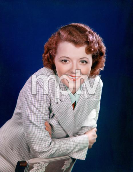 Janet Gaynor circa 1940 © 1978 James Doolittle / ** K.K. - Image 2385_0046