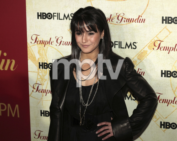 """Temple Grandin"" PremiereEmmanuelle Chriqui1-26-2010 / Time Warner Center / New York NY / HBO Films / Photo by Cecelia Post - Image 23870_0004"