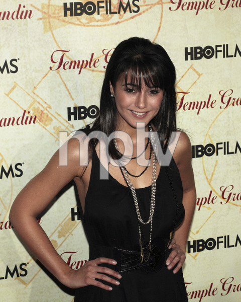 """Temple Grandin"" PremiereEmmanuelle Chriqui1-26-2010 / Time Warner Center / New York NY / HBO Films / Photo by Cecelia Post - Image 23870_0014"
