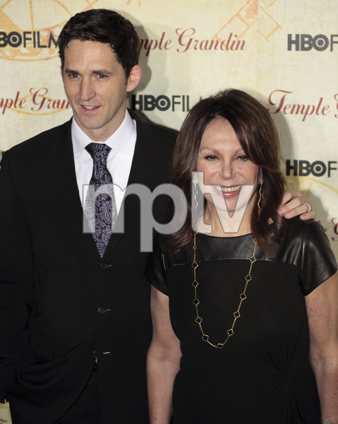 """Temple Grandin"" PremiereMerritt Johnson, Marlo Thomas1-26-2010 / Time Warner Center / New York NY / HBO Films / Photo by Cecelia Post - Image 23870_0025"