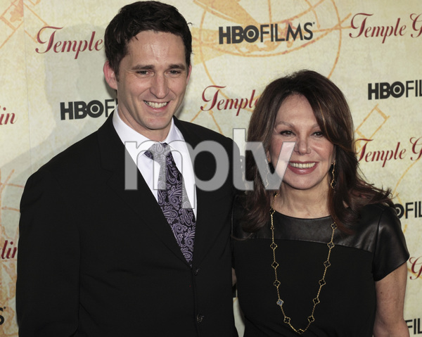"""Temple Grandin"" PremiereMerritt Johnson, Marlo Thomas1-26-2010 / Time Warner Center / New York NY / HBO Films / Photo by Cecelia Post - Image 23870_0027"