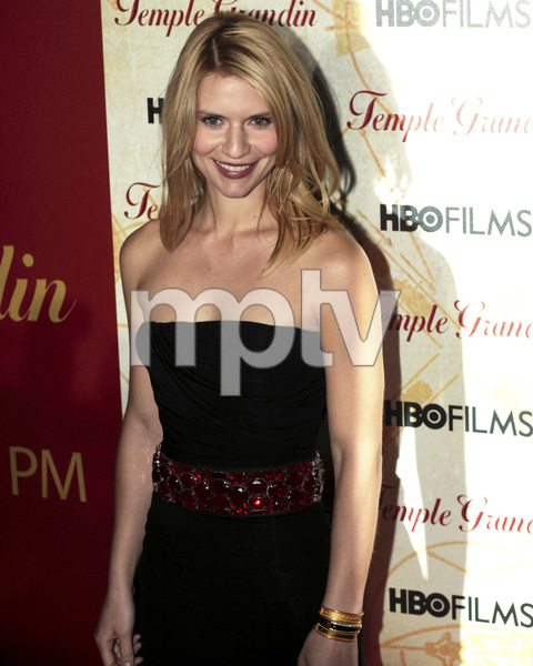 """Temple Grandin"" PremiereClaire Danes1-26-2010 / Time Warner Center / New York NY / HBO Films / Photo by Cecelia Post - Image 23870_0034"