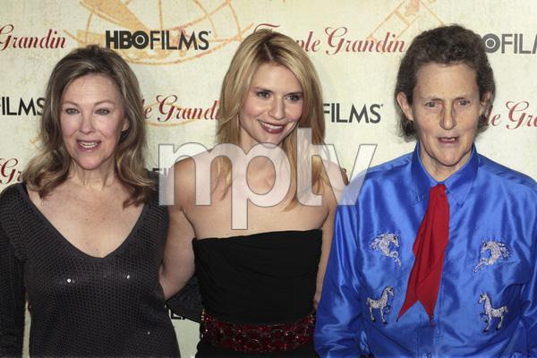 """""""Temple Grandin"""" PremiereClaire Danes, Catherine O"""