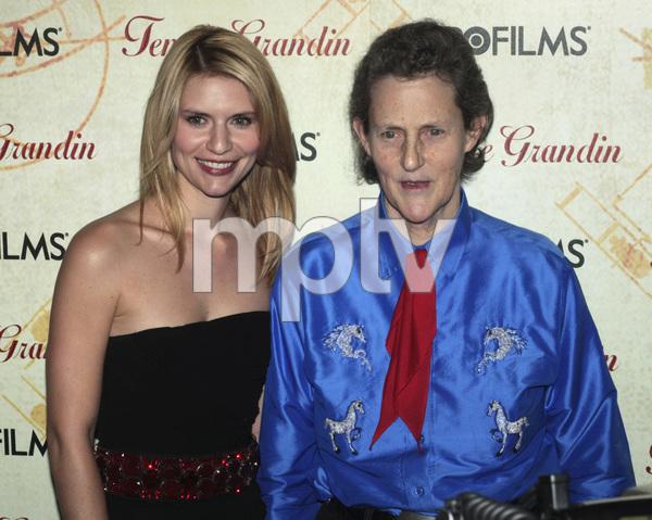 """Temple Grandin"" PremiereClaire Danes, Temple Grandin1-26-2010 / Time Warner Center / New York NY / HBO Films / Photo by Cecelia Post - Image 23870_0044"