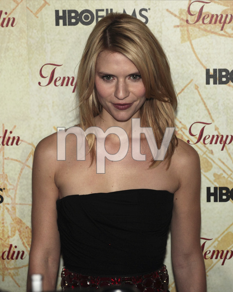 """Temple Grandin"" PremiereClaire Danes1-26-2010 / Time Warner Center / New York NY / HBO Films / Photo by Cecelia Post - Image 23870_0047"