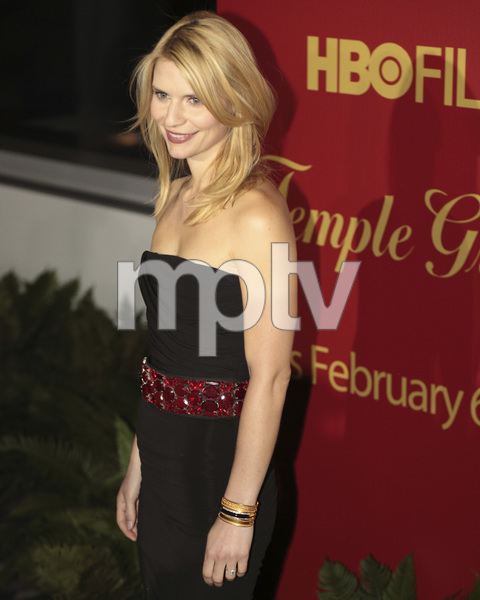 """Temple Grandin"" PremiereClaire Danes1-26-2010 / Time Warner Center / New York NY / HBO Films / Photo by Cecelia Post - Image 23870_0052"
