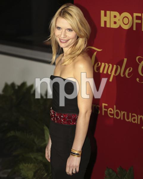"""Temple Grandin"" PremiereClaire Danes1-26-2010 / Time Warner Center / New York NY / HBO Films / Photo by Cecelia Post - Image 23870_0053"