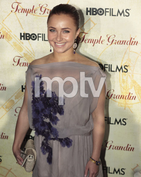 """""""Temple Grandin"""" PremiereHayden Panettiere1-26-2010 / Time Warner Center / New York NY / HBO Films / Photo by Cecelia Post - Image 23870_0060"""