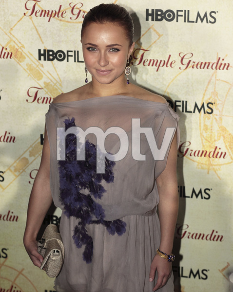 """Temple Grandin"" PremiereHayden Panettiere1-26-2010 / Time Warner Center / New York NY / HBO Films / Photo by Cecelia Post - Image 23870_0061"