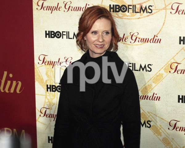 """Temple Grandin"" PremiereCynthia Nixon1-26-2010 / Time Warner Center / New York NY / HBO Films / Photo by Cecelia Post - Image 23870_0072"