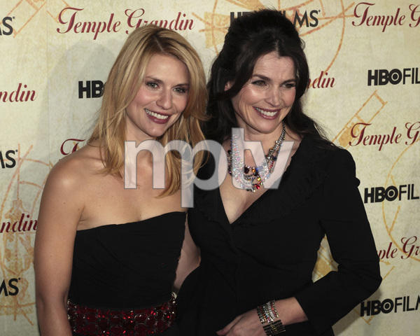 """Temple Grandin"" PremiereClaire Danes, Julia Ormand1-26-2010 / Time Warner Center / New York NY / HBO Films / Photo by Cecelia Post - Image 23870_0098"