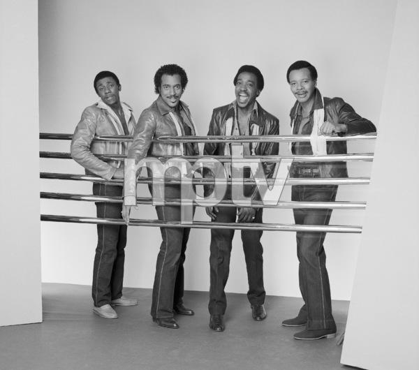 The Dramatics (Ron Banks)1980 © 1980 Bobby Holland - Image 23894_0001