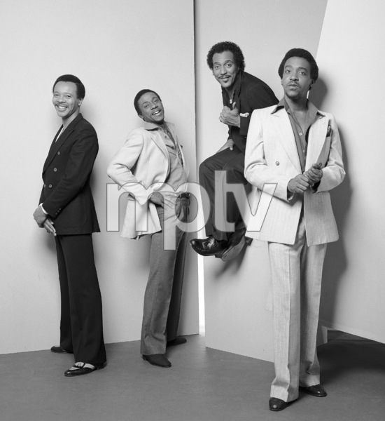 The Dramatics (Ron Banks)1980 © 1980 Bobby Holland - Image 23894_0003