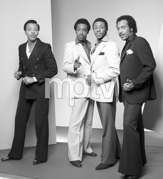 The Dramatics (Ron Banks)1980 © 1980 Bobby Holland - Image 23894_0005