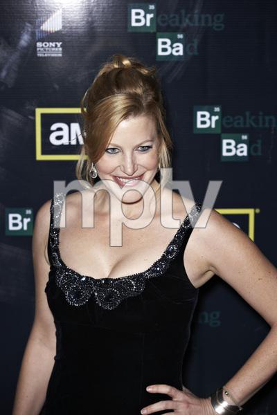 """Breaking Bad"" PremiereAnna Gunn3-9-2010 / Arclight / Hollywood CA / AMC / Photo by Benny Haddad - Image 23896_0001"