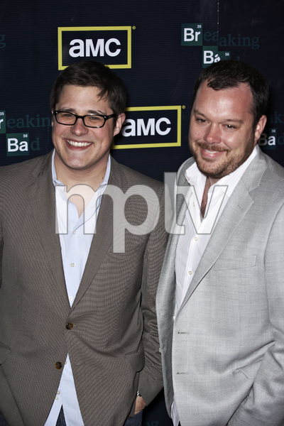 """""""Breaking Bad"""" PremiereRich Sommer, Michael Gladis3-9-2010 / Arclight / Hollywood CA / AMC / Photo by Benny Haddad - Image 23896_0046"""