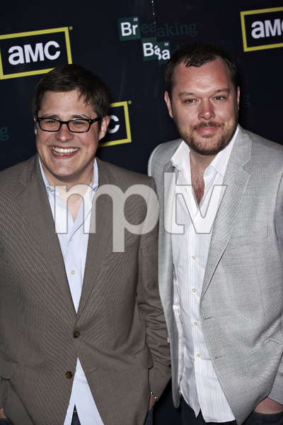 """""""Breaking Bad"""" PremiereRich Sommer, Michael Gladis3-9-2010 / Arclight / Hollywood CA / AMC / Photo by Benny Haddad - Image 23896_0047"""