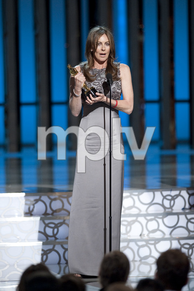 """""""The Academy Awards - 82nd Annual"""" (Telecast)Kathryn Bigelow3-7-2010Photo by Michael Yada © 2010 A.M.P.A.S. - Image 23908_0127"""
