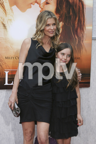 """""""The Last Song"""" PremiereKate Vernon, Annabelle Negron3-25-2010 / Arclight Theater / Hollywood CA / Touchstone Pictures / Photo by Heather Hixon - Image 23914_0015"""