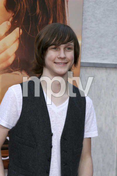 """""""The Last Song"""" PremiereLogan Miller3-25-2010 / Arclight Theater / Hollywood CA / Touchstone Pictures / Photo by Heather Hixon - Image 23914_0085"""