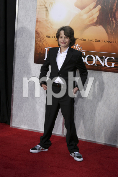 """""""The Last Song"""" PremiereBobby Coleman3-25-2010 / Arclight Theater / Hollywood CA / Touchstone Pictures / Photo by Heather Hixon - Image 23914_0124"""