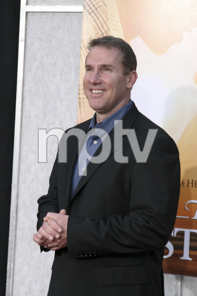 """The Last Song"" PremiereNicholas Sparks3-25-2010 / Arclight Theater / Hollywood CA / Touchstone Pictures / Photo by Heather Hixon - Image 23914_0143"