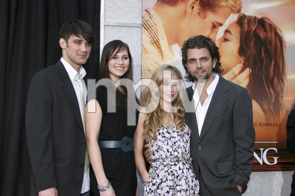 """""""The Last Song"""" PremiereJosh Nuncio, Cherilyn Wilson, Alli Kinzel, Adam Chambers3-25-2010 / Arclight Theater / Hollywood CA / Touchstone Pictures / Photo by Heather Hixon - Image 23914_0167"""