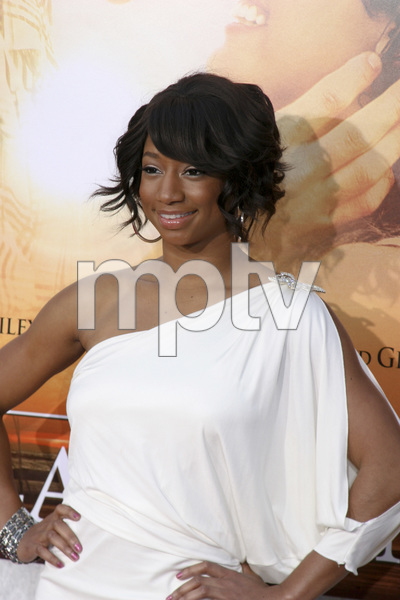 """""""The Last Song"""" PremiereMonique Coleman3-25-2010 / Arclight Theater / Hollywood CA / Touchstone Pictures / Photo by Heather Hixon - Image 23914_0172"""