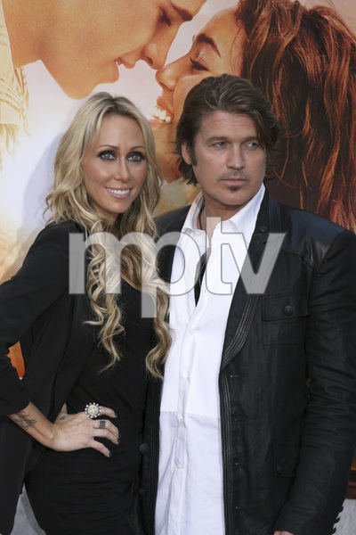 """The Last Song"" PremiereTish Cyrus, Billy Ray Cyrus3-25-2010 / Arclight Theater / Hollywood CA / Touchstone Pictures / Photo by Heather Hixon - Image 23914_0184"