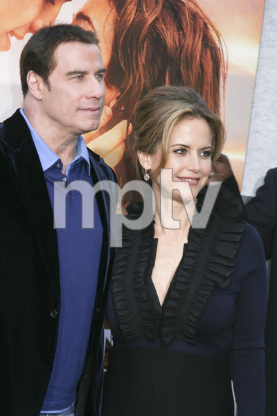 """The Last Song"" PremiereJohn Travolta, Kelly Preston3-25-2010 / Arclight Theater / Hollywood CA / Touchstone Pictures / Photo by Heather Hixon - Image 23914_0192"