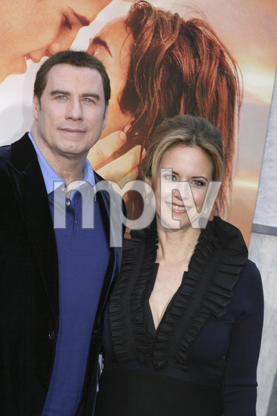 """The Last Song"" PremiereJohn Travolta, Kelly Preston3-25-2010 / Arclight Theater / Hollywood CA / Touchstone Pictures / Photo by Heather Hixon - Image 23914_0194"