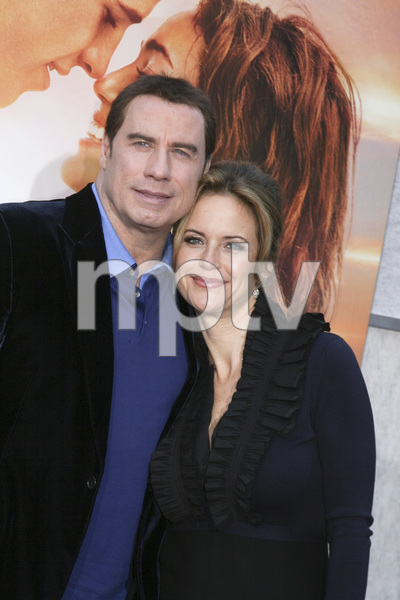 """The Last Song"" PremiereJohn Travolta, Kelly Preston3-25-2010 / Arclight Theater / Hollywood CA / Touchstone Pictures / Photo by Heather Hixon - Image 23914_0196"