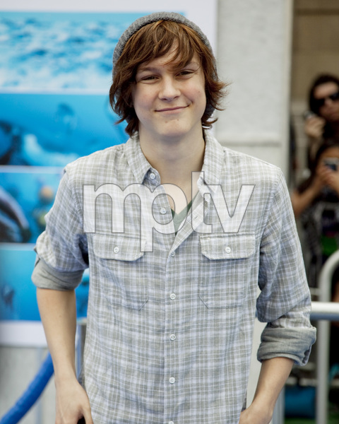 """Oceans"" PremiereLogan Miller4-17-2010 / El Capitan Theater / Los Angeles CA / Walt Disney Studios / Photo by Annabel Park - Image 23920_0012"