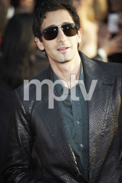 """""""Iron Man 2"""" PremiereAdrien Brody4-26-2010 / El Capitan Theater / Hollywood CA / Paramount Pictures / Photo by Benny Haddad - Image 23923_0219"""
