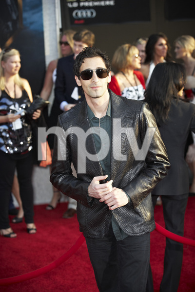 """""""Iron Man 2"""" PremiereAdrien Brody4-26-2010 / El Capitan Theater / Hollywood CA / Paramount Pictures / Photo by Benny Haddad - Image 23923_0225"""