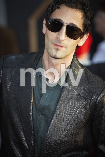 """""""Iron Man 2"""" PremiereAdrien Brody4-26-2010 / El Capitan Theater / Hollywood CA / Paramount Pictures / Photo by Benny Haddad - Image 23923_0227"""