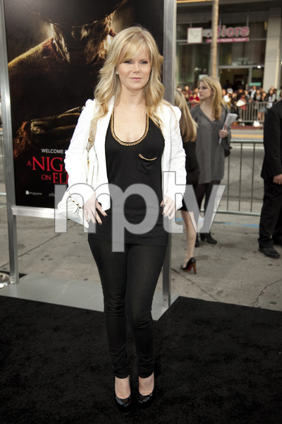 """A Nightmare on Elm Street"" PremiereCrystal Hunt4-27-2010 / Grauman"
