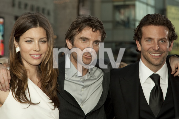 """The A-Team"" (Premiere)Jessica Biel, Sharlto Copley, Bradley Cooper6-3-2010 / Grauman"