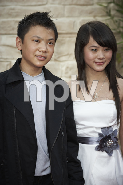"""The Karate Kid"" (Premiere)Zhenwei Wang and Wenwen Han6-7-2010 / Mann"