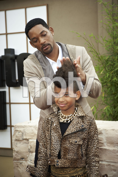 """The Karate Kid"" (Premiere)Will Smith, Willow Smith6-7-2010 / Mann"