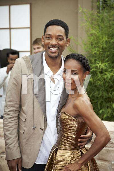 """The Karate Kid"" (Premiere)Will Smith, Jada Pinkett Smith6-7-2010 / Mann"