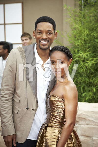 """The Karate Kid"" (Premiere)Will Smith, Jada Pinkett Smith6-7-2010 / Mann"