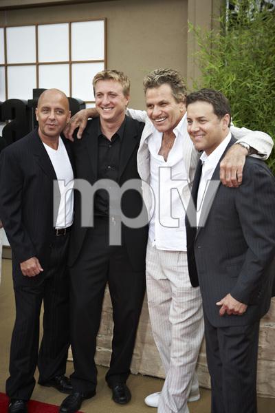 """The Karate Kid"" (Premiere)Ron Thomas, William Zabka, Martin Kove, Tony O"