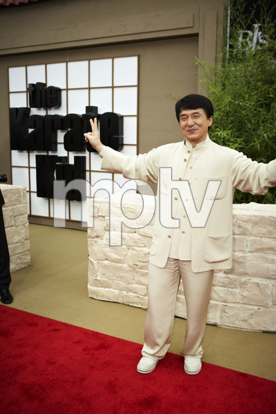 """The Karate Kid"" (Premiere)Jackie Chan6-7-2010 / Mann"